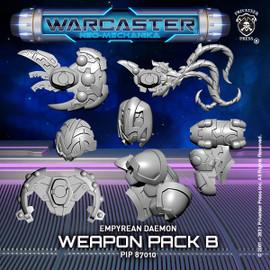 Daemon B Weapon Pack – Empyrean Pack