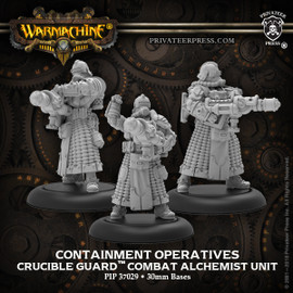 Containment Operatives– Crucible Guard Unit