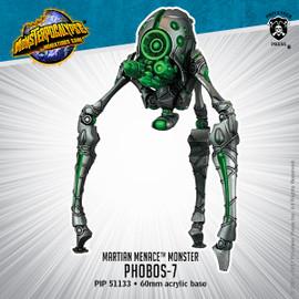 Martian Menace Monster: Phobos-7