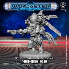 Nemesis B – Aeternus Heavy Warjack