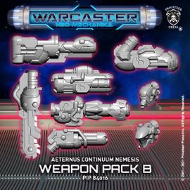 Nemesis B Weapon Pack  – Aeternus Continuum Pack