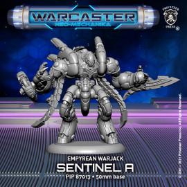 Sentinel A – Empyrean Heavy Warjack