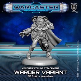 Marcher Worlds Warder Variant