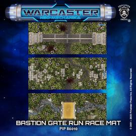 Bastion Gate Run Race Map