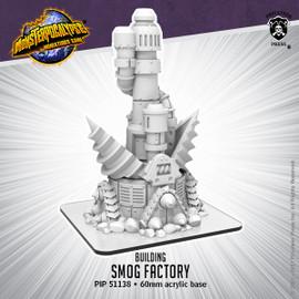 Monsterpocalypse Building -  Smog Factory