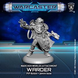 Warder – Marcher Worlds Attachment