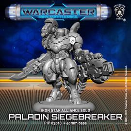Paladin Siegebreaker – Iron Star Alliance Solo
