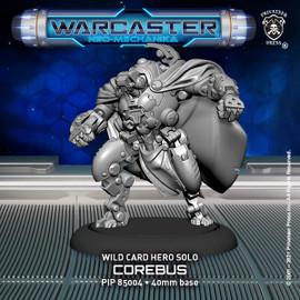 Corebus – Wild Cards Hero Solo