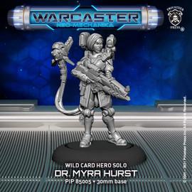 Doctor Myra Hurst – Wild Cards Hero Solo