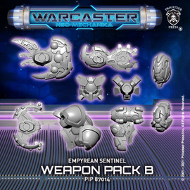 Sentinel B Weapon Pack – Empyrean Pack