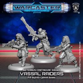 Vassal Raiders – Aeternus Continuum Squad