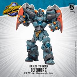 G.U.A.R.D Monster: Defender X