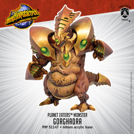 Planet Eaters Monster: Gorghadra