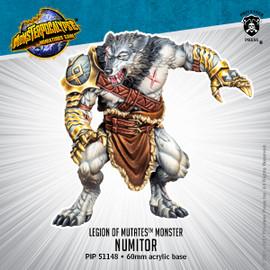 Legion of Mutates Monster: Numitor