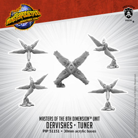 Masters of the 8th Dimension Unit:  Dervishes and Tuner