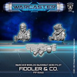 Fiddler & Co. - Marcher Worlds Hero Pilot