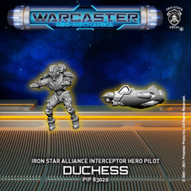 Duchess - Iron Star Alliance Hero Pilot