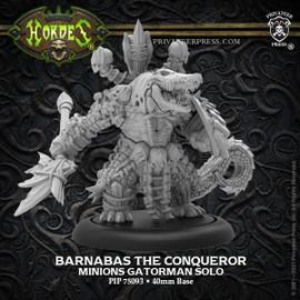 Barnabas the Conquerer - Minions Gatorman Solo