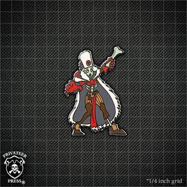 Zombie Koldun Kommander Aleksandra Zerkova