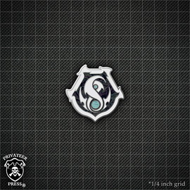 Retribution of Scyrah Faction Logo Pin