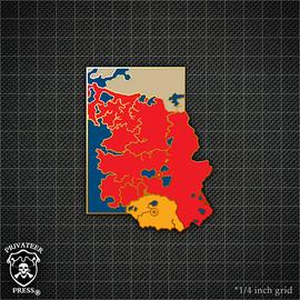 Map #1: The Iron Kingdoms Pin