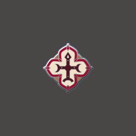 Protectorate Faction Logo Pin