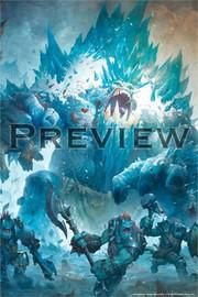 Glacier King Print