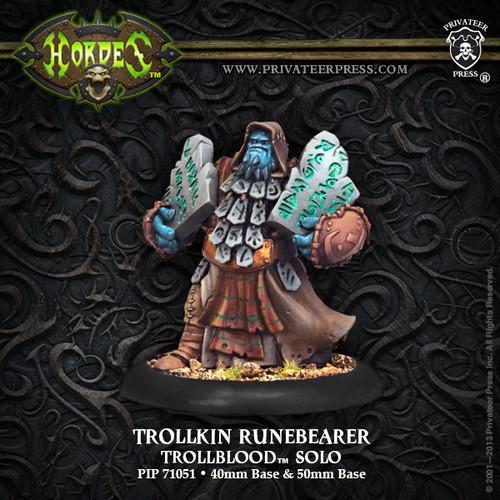 Trollkin Runebearer