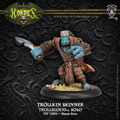 Trollkin Skinner