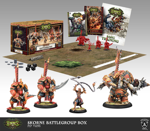 Skorne Battlegroup Starter Box