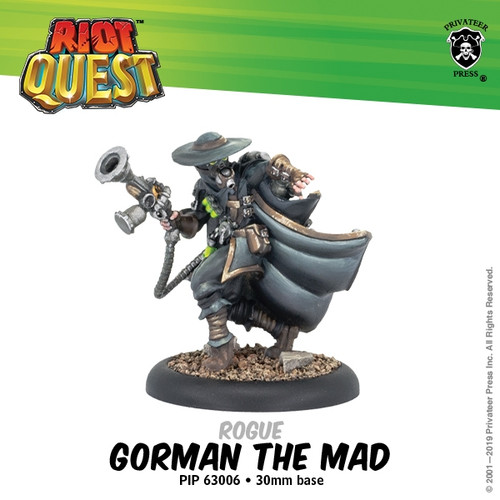 Gorman the Mad