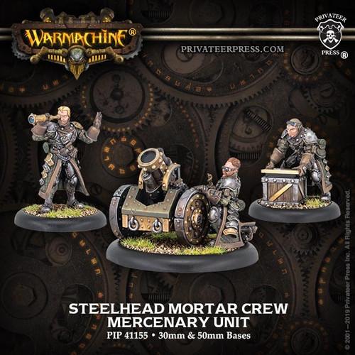 Steelhead Mortar Crew
