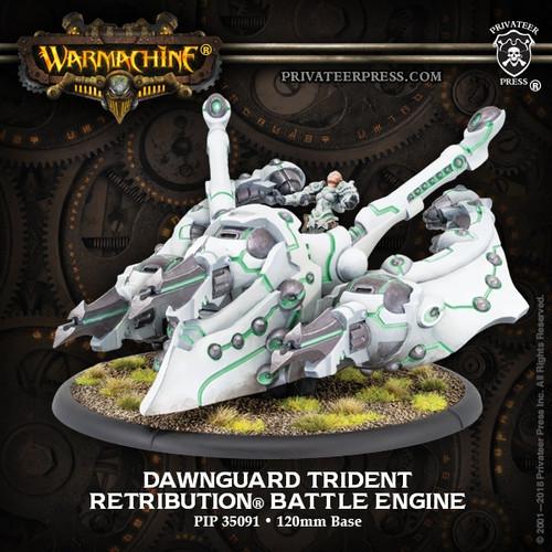 Dawnguard Trident