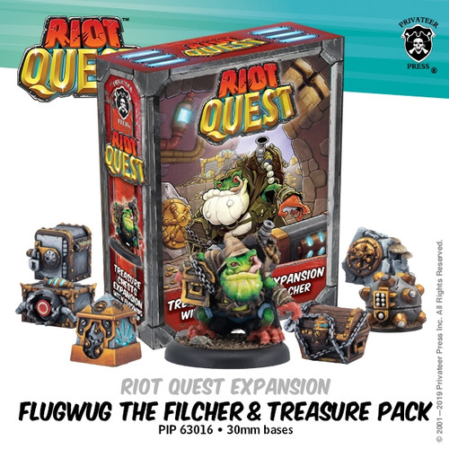 Treasure Pack & Flugwug the Filcher