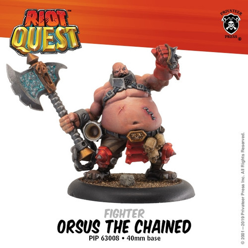 Orsus the Chained