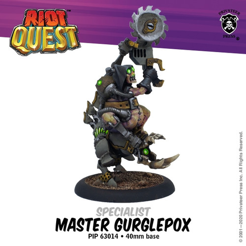 Master Gurglepox