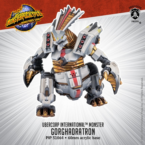 Uber Corp International Monster: Gorghadratron