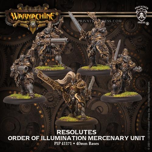 Order of Illumination Resolutes