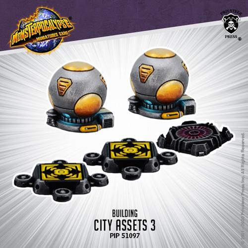 Monsterpocalypse City Assets 3