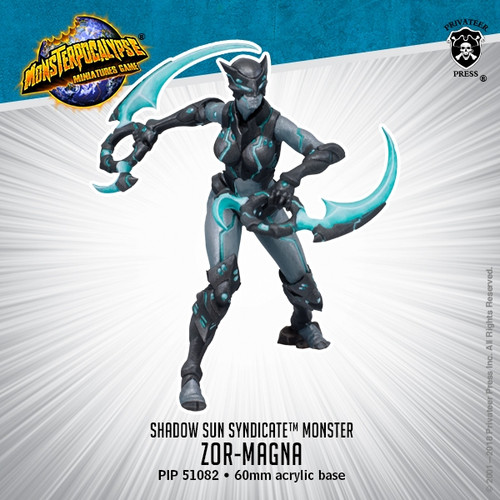 Shadow Sun Monster: Zor-Magna