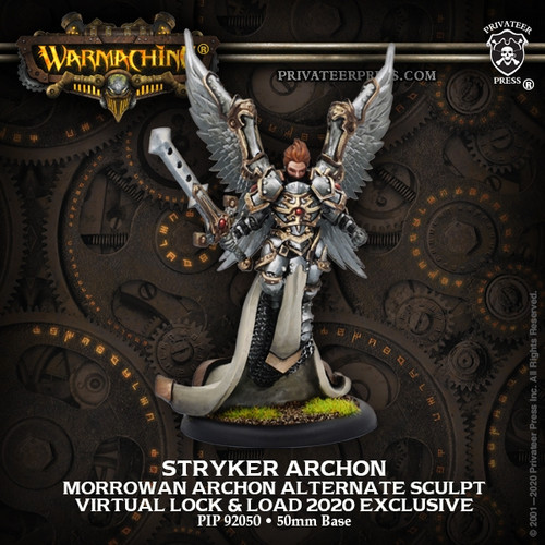 Stryker Archon Morrowan Archon Alternate Sculpt