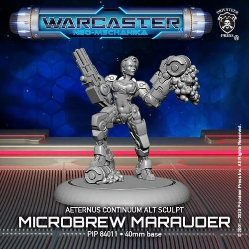 Gen Con Online Exclusive: Microbrew Marauder - Aeternus Continuum Solo Alt.