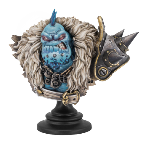 Borka - Collector Bust (Resin)