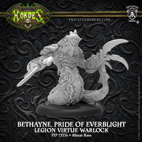 Bethayne, Pride of Everblight – Legion Warlock