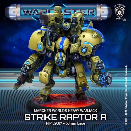 Strike Raptor A – Marcher Worlds Heavy Warjack