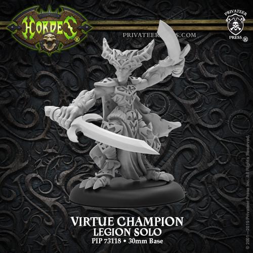 Virtue Champion– Legion Solo