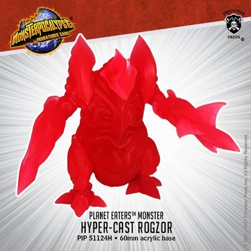 Hyper-Cast Planet Eaters Monster: Rogzor