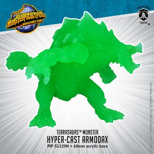 Hyper-cast Terrasaurs Monster: Armodax