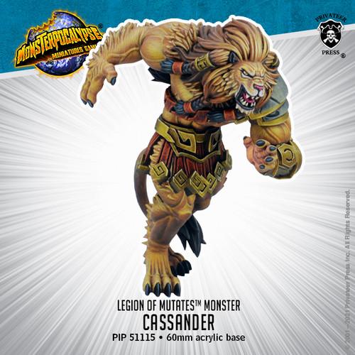 Legion of Mutates Monster: Cassander
