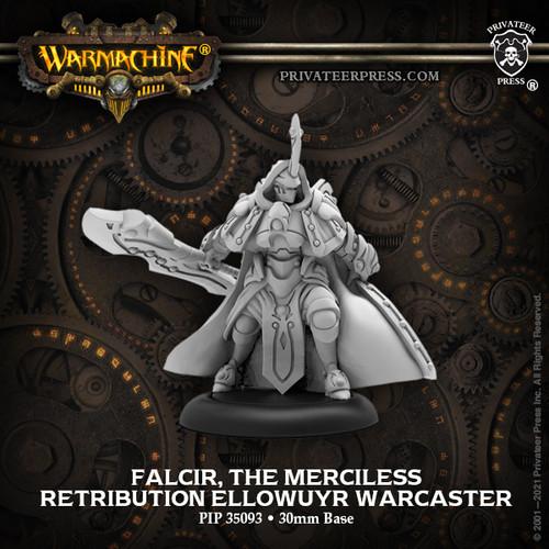 Falcir, The Merciless – Retribution Warcaster